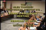 Board of Education Meeting: February 14, 2017